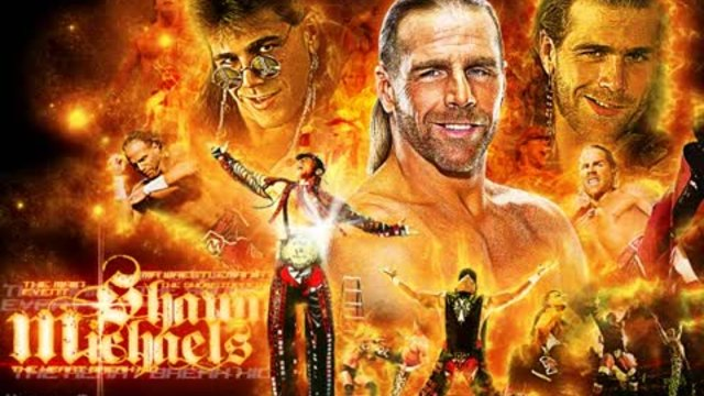 Shawn Michaels Hbk Theme Song 2010 - Sexy Boy