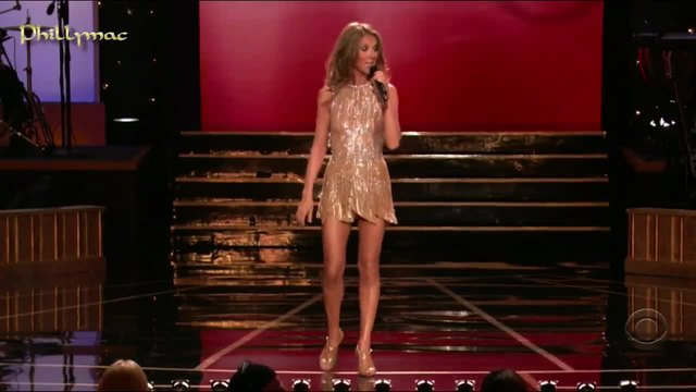 Celine Dion Live Taking Chances (HD 720p) Original