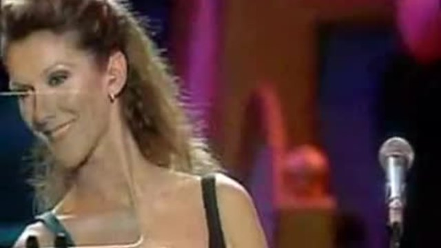 Celine Dion and Luciano Pavarotti - I hate you then I love you Original