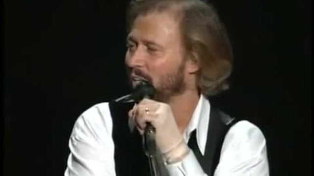 Bee Gees and Celine Dion - Immortality (Live) Original