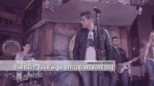 Toni Fisic - Dala si mi gas ( OFFICIAL ARTWORK 2014)