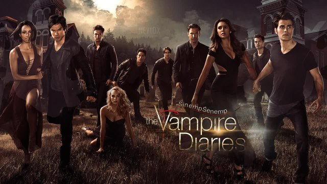 The Vampire Diaries - 6x01 Music - Collective Soul - Shine