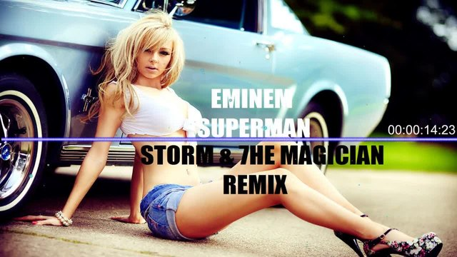 Eminem - Superman • Storm & 7he Magician Remix • Bg Trap & Bass •» 2014