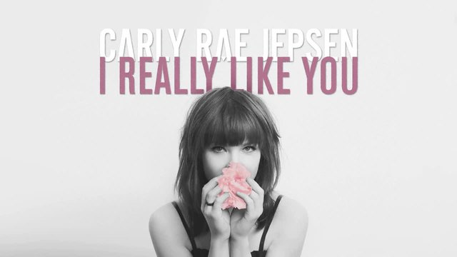 2015/ Carly Rae Jepsen - I Really Like You (Audio)