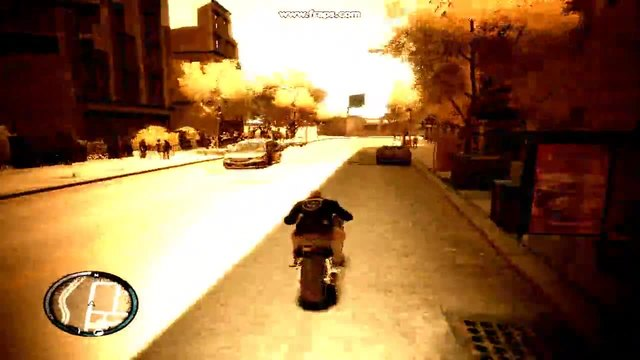 Gta IV First Stunt