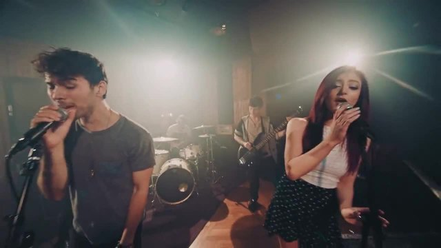 I Really Like You - Carly Rae Jepsen - MAX & Against The Current Cover 2015