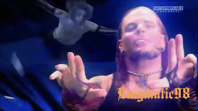 WWE Tributes - Jeff Hardy TNA & WWE - Theme Song Tribute 2011 _ Falling Inside The Black HD