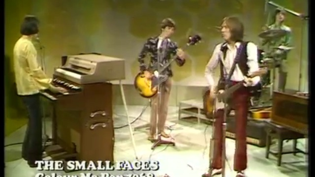 The Small Faces (1968) - Song Of A Baker