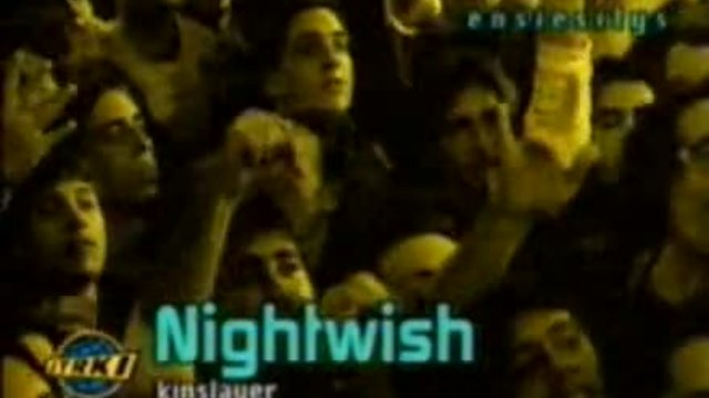 Nightwish - Kinslayer (live in BA)