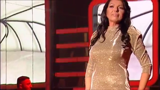 Ceca Atic - Volim te do ludila (TV Grand 23.11.2018.)