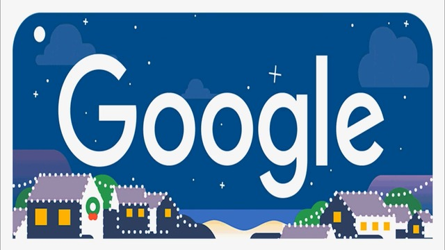 Happy Holidays 2018 (Southern Hemisphere Day 2) Google Doodle Merry Christmas Wishes