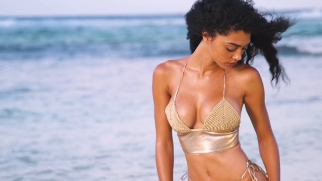 Raven Lyn Shines in This Hot New Video - INTIMATES - Sports Illustrated Swimsuit