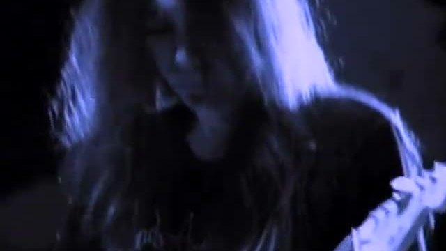 Skid Row - In A Darkened Room (music video) HQ BG.Sub