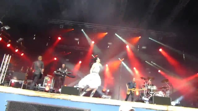 Within Temptation - Faster [Indian Summer Festival]