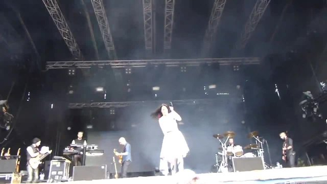 Within Temptation - Stand My Ground [Indian Summer Festival 15.06.2013]