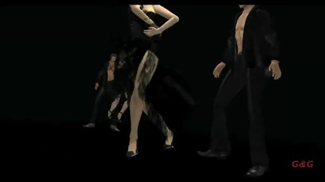 Touch and go - ‬‏‪Tango in Harlem-  [HD]