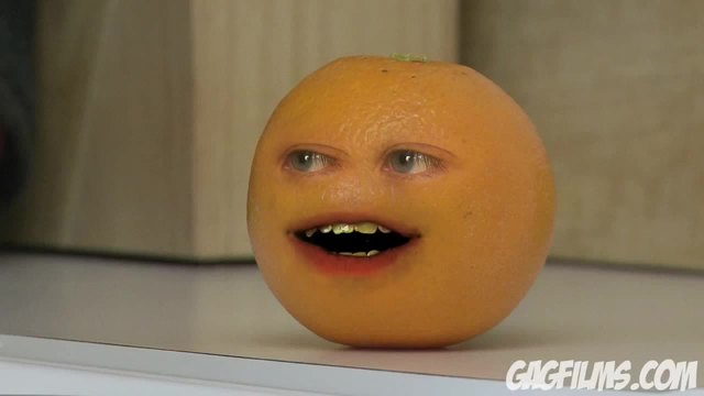 Annoying Orange 3 toe-may-toe :D..