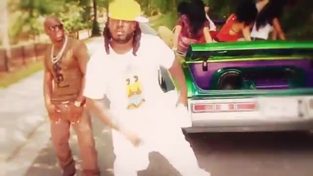 T- Pain fеаt. Joey Galaxy - Booty Wurk (One Cheek at a Time)