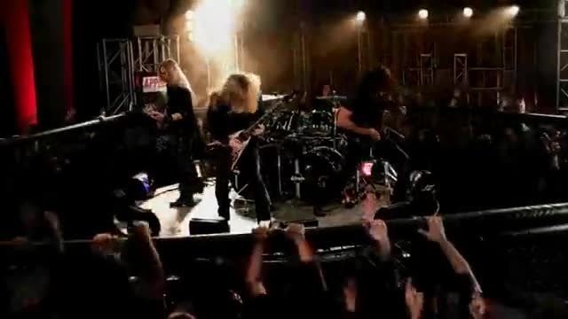 MEGADETH - Head Crusher
