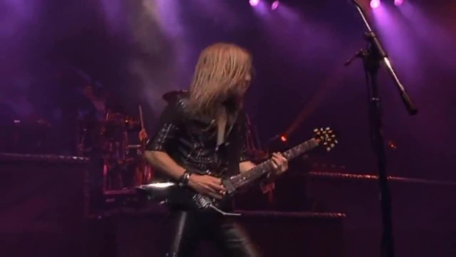 Judas Priest (2009) - Hell Patrol (Live)