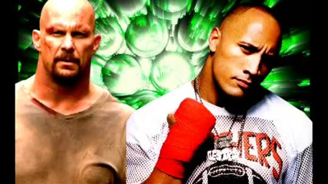 Wwe - stone Cold Steve Austin _ The Rock Слята песен