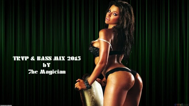 7he Magician • Trap & Bass Mix • 2015