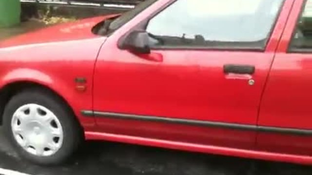 Renault 19 1995 Spotless Video