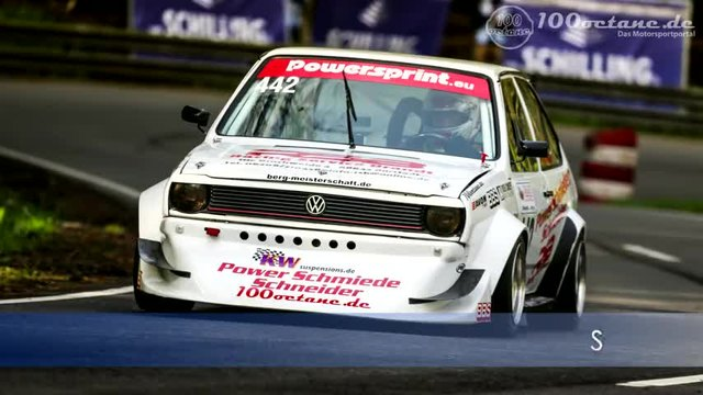 Vw Polo 2 16v - Thomas Stelberg - European Hill Race Eschdorf 2015