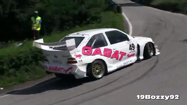 700hp Ford Escort Cosworth E1 - Nevegal 2014 & Verzegnis 2015
