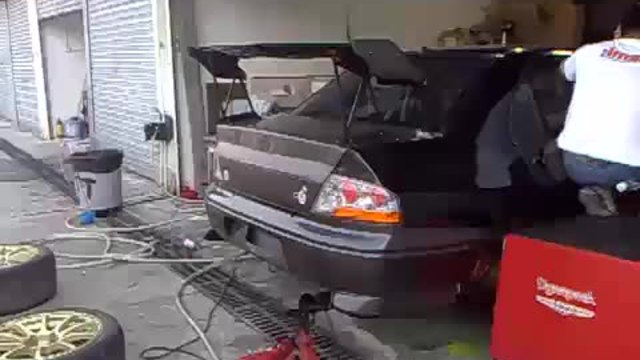 Mitsubishi Lancer EVO 7 425hp@6220rpm tuning with MoTeC M800 ECU[1]